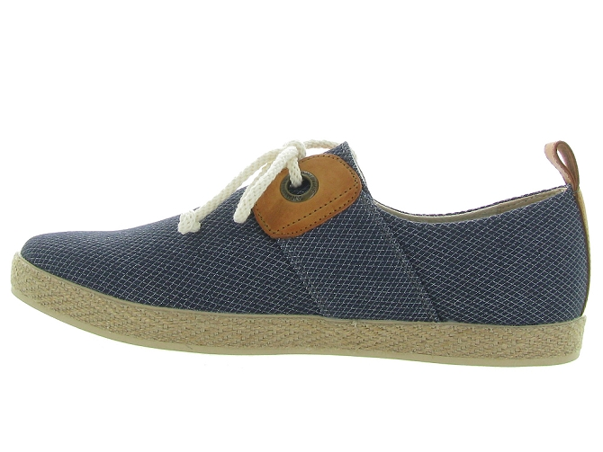Armistice chaussures a lacets cargo one samba marine5189101_5