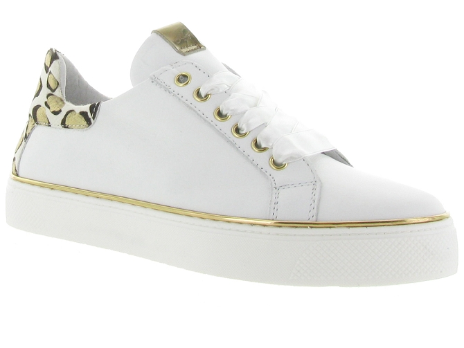 Alpe baskets et sneakers 4107 blanc5193101_2