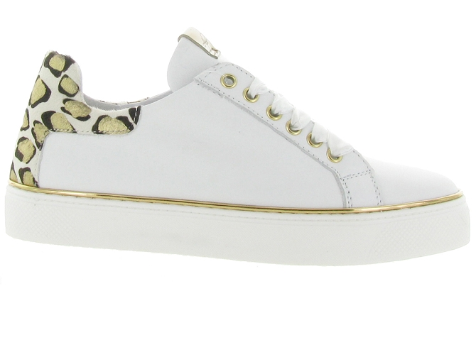 Alpe baskets et sneakers 4107 blanc5193101_3