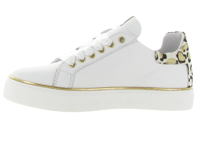 Alpe baskets et sneakers 4107 blanc5193101_5