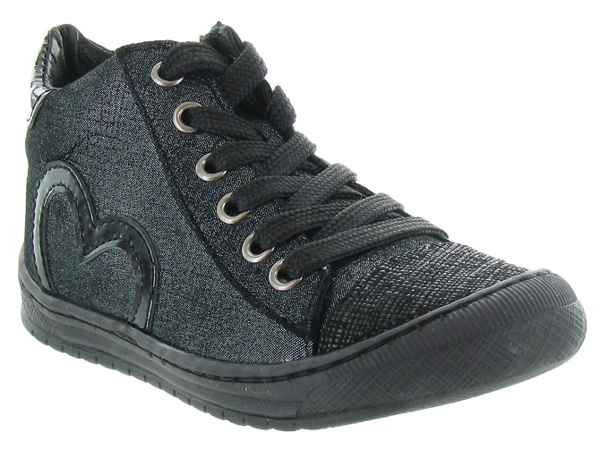 Bellamy chaussures a lacets coco vert