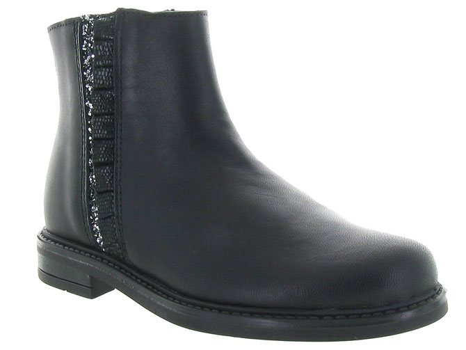 Bellamy bottines et boots castel noir