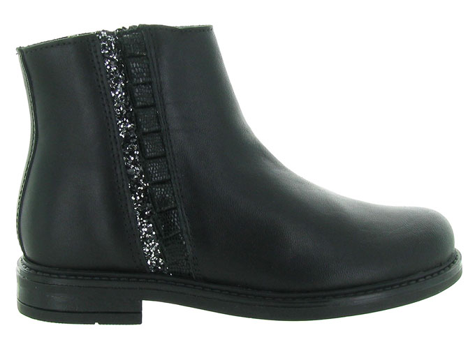 Bellamy bottines et boots castel noir5215701_2