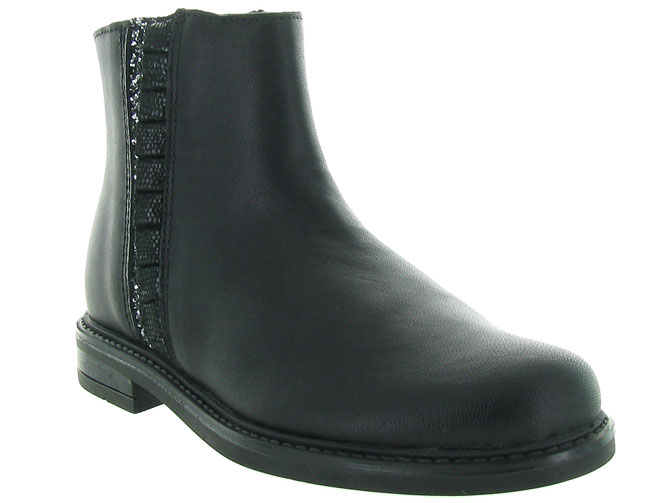 Bellamy bottines et boots castel noir5215701_3