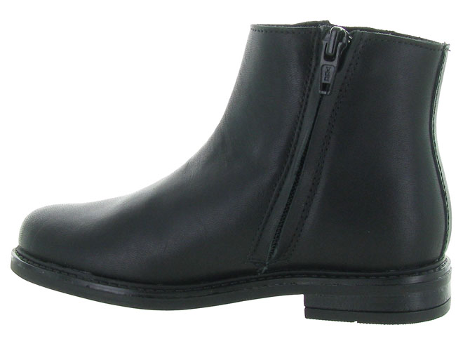 Bellamy bottines et boots castel noir5215701_4