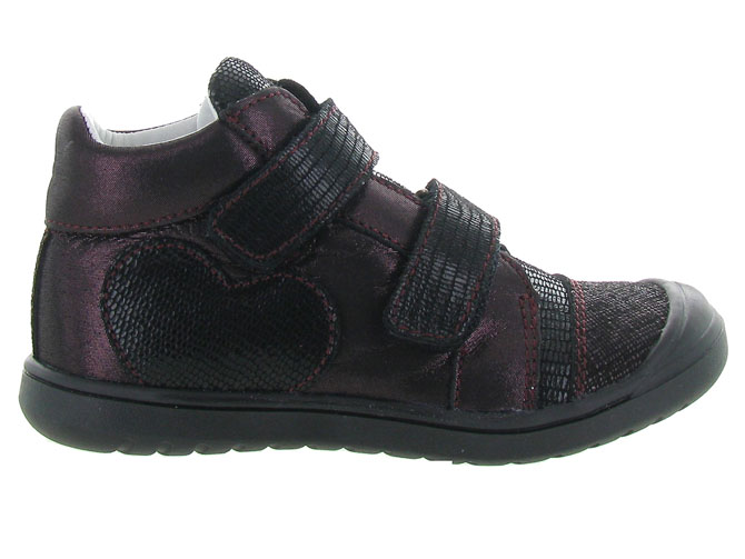 Bellamy chaussures a scratch alizee bordeaux5215901_2