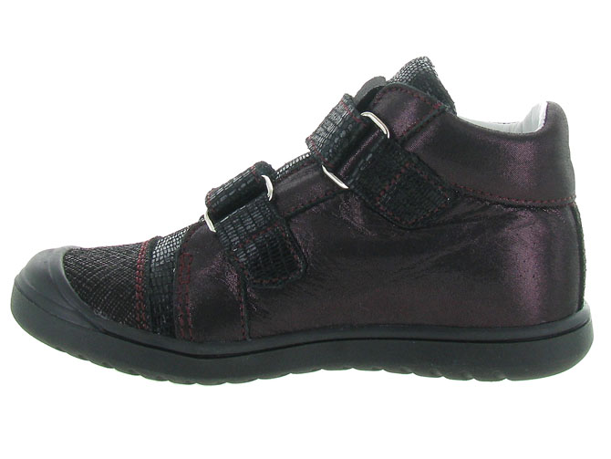 Bellamy chaussures a scratch alizee bordeaux5215901_4
