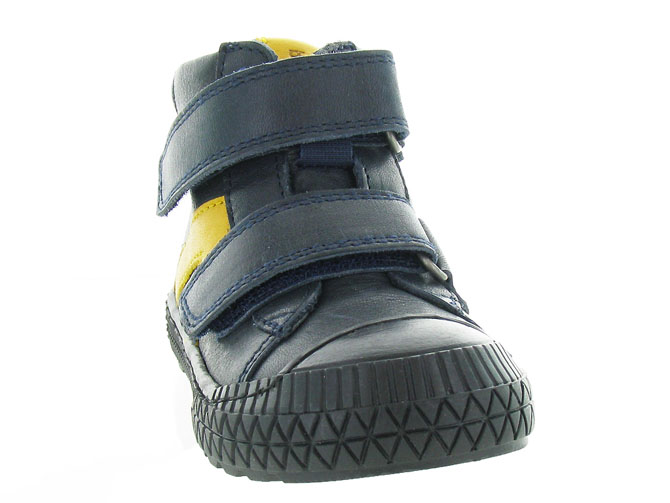 Bellamy chaussures a scratch fil marine5216901_3
