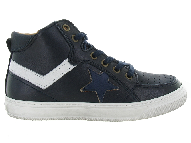 Bisgaard chaussures a lacets 30720 isaq marine5242702_2