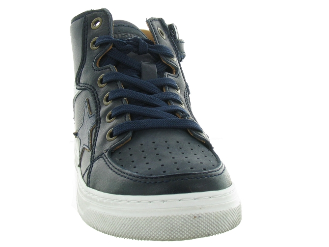 Bisgaard chaussures a lacets 30720 isaq marine5242702_3