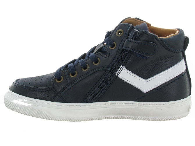 Bisgaard chaussures a lacets 30720 isaq marine5242702_4