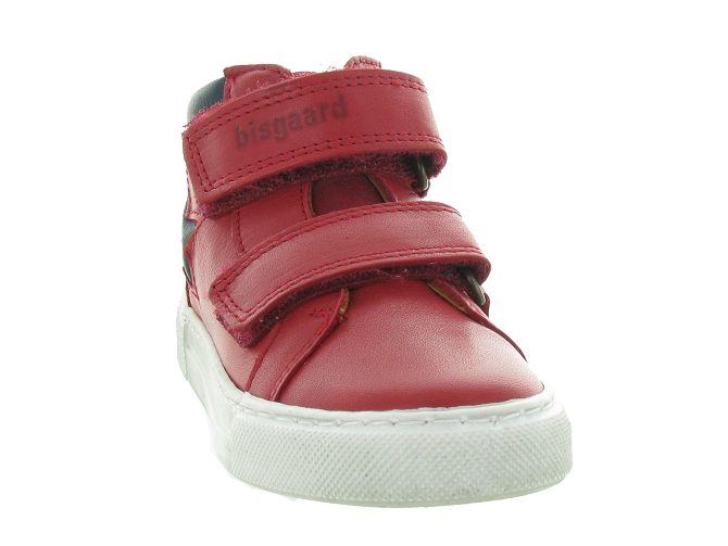 Bisgaard chaussures a scratch 40722 jacob rouge5242903_3