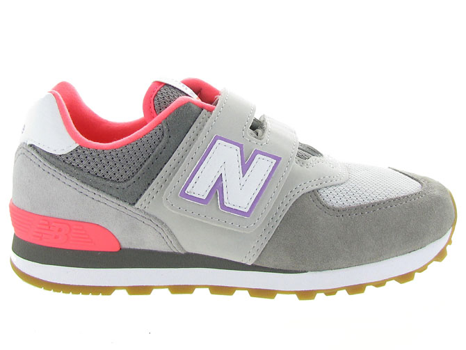 New balance chaussures a scratch iv574 yv574 gris5252401_2