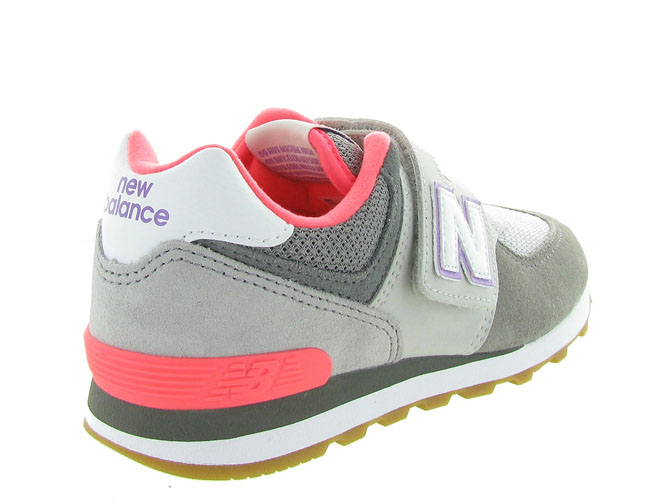 New balance chaussures a scratch iv574 yv574 gris5252401_5