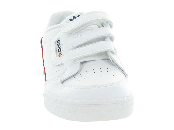 Adidas baskets et sneakers continental 80cf blanc5253801_3