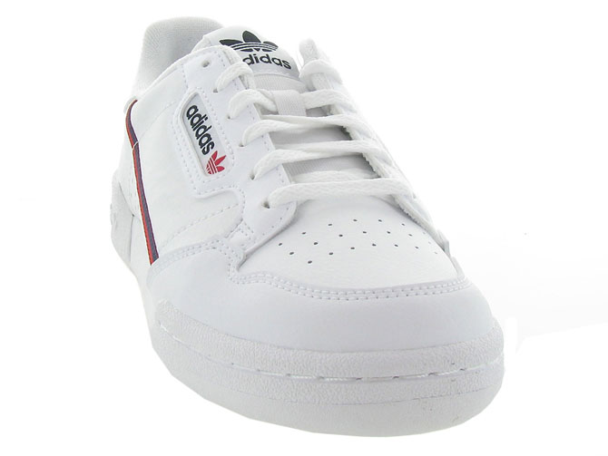 Adidas baskets et sneakers continental 80j blanc5253901_3