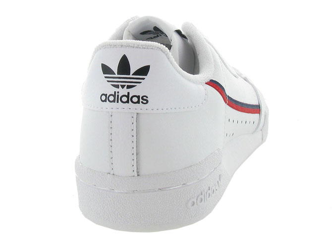 Adidas baskets et sneakers continental 80j blanc5253901_5