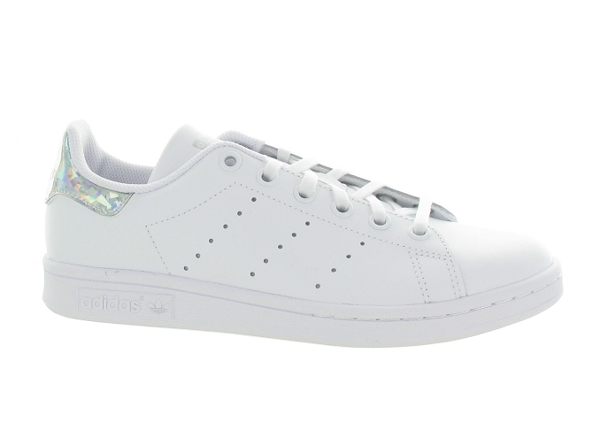 Adidas baskets et sneakers stan smith j argent5254001_2