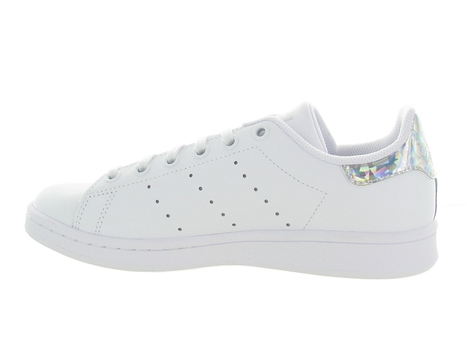 Adidas baskets et sneakers stan smith j argent5254001_4
