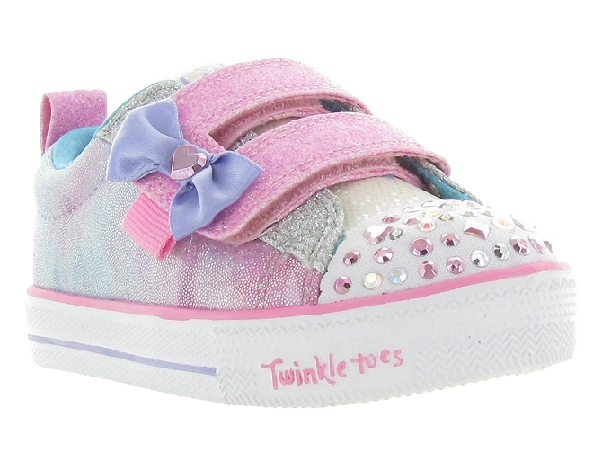 Skechers footwear baskets et sneakers 20320n rose