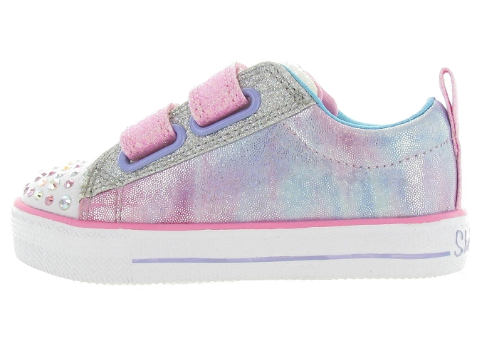 Skechers footwear baskets et sneakers 20320n rose5269101_4