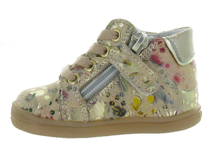 Bellamy chaussures bebe du 18 au 27 dallas rose5279401_4