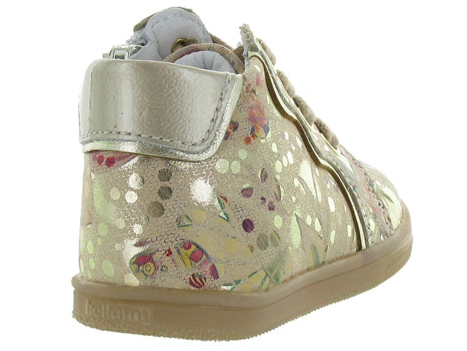 Bellamy chaussures bebe du 18 au 27 dallas rose5279401_5