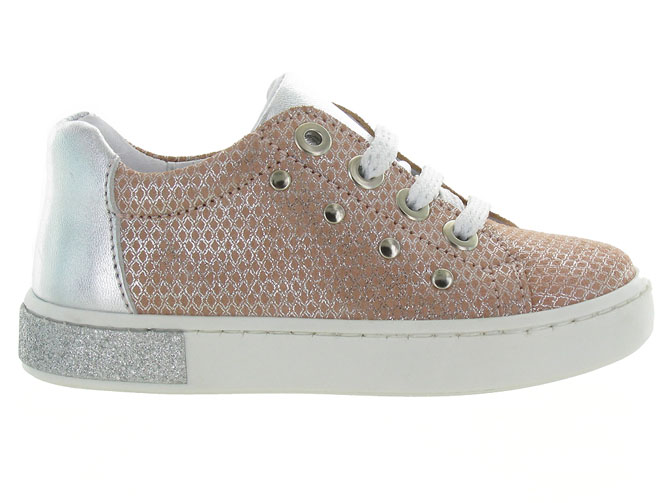 Bellamy chaussures a lacets matea rose5280002_2