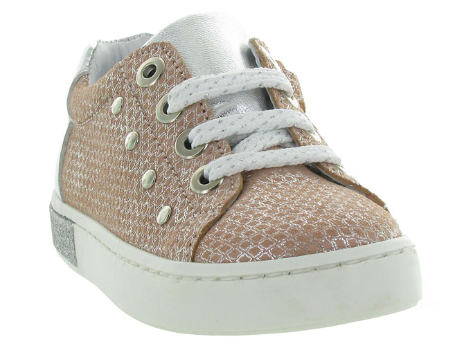 Bellamy chaussures a lacets matea rose5280002_3