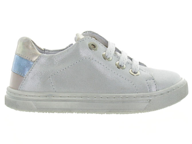 Bellamy chaussures a lacets mars argent5280101_2