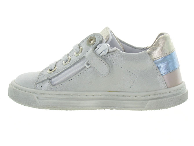 Bellamy chaussures a lacets mars argent5280101_4