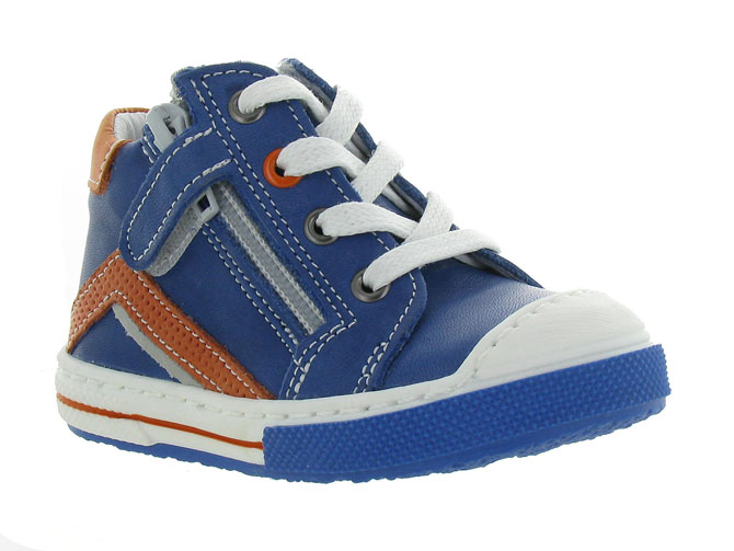 Bellamy chaussures bebe du 18 au 27 denoir bleu royal