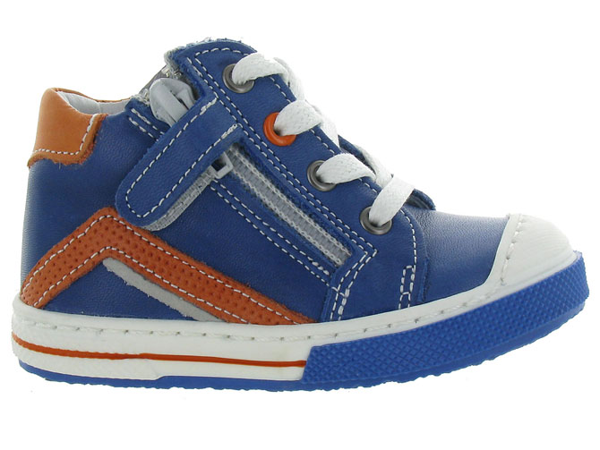 Bellamy chaussures bebe du 18 au 27 denoir bleu royal5281601_2