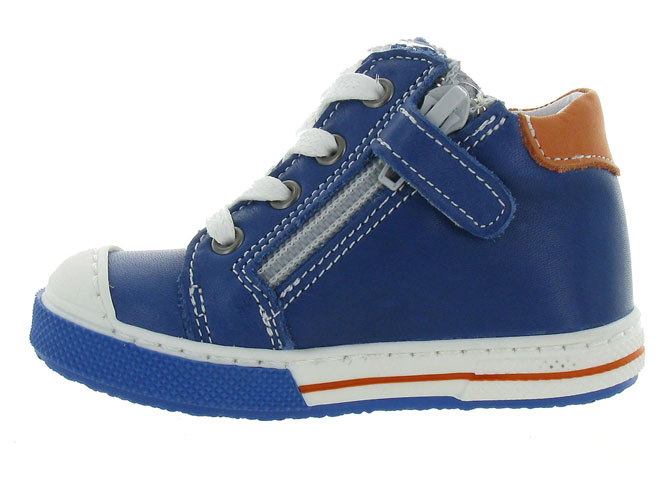 Bellamy chaussures bebe du 18 au 27 denoir bleu royal5281601_4