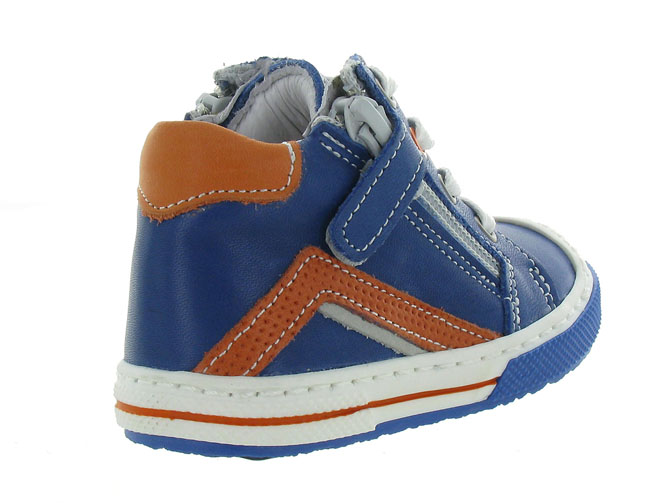 Bellamy chaussures bebe du 18 au 27 denoir bleu royal5281601_5
