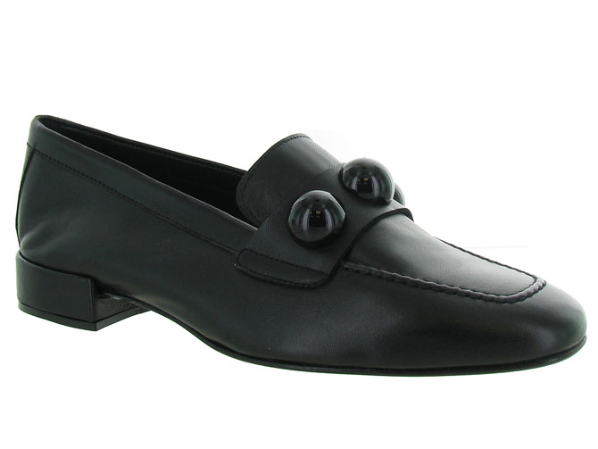 Pertini mocassins 16760 noir