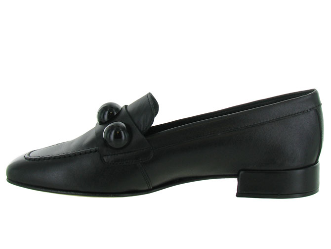 Pertini mocassins 16760 noir5296101_4