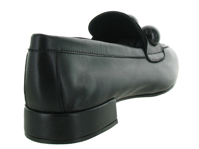 Pertini mocassins 16760 noir5296101_5
