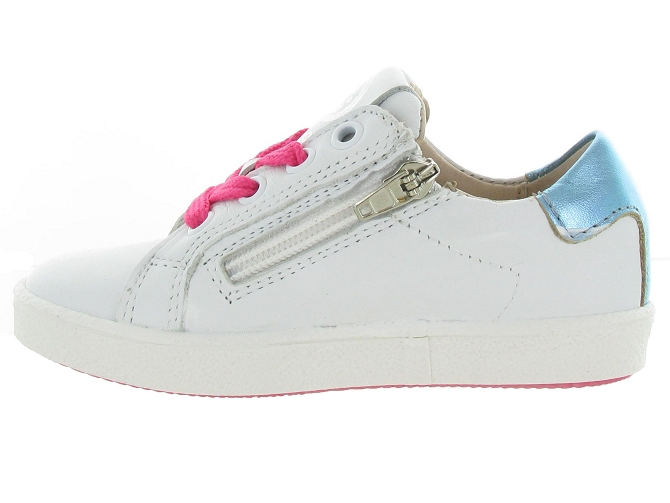 Acebos chaussures a lacets 9433cr rose5299202_4