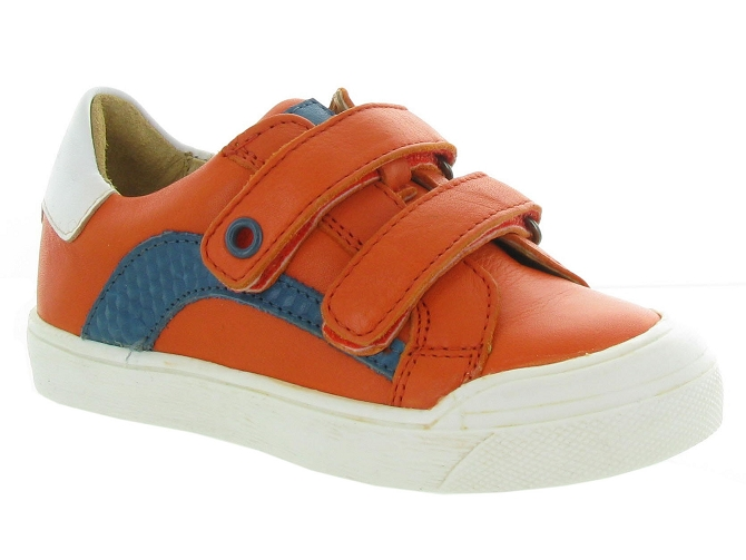 Acebos chaussures a scratch 5324 orange