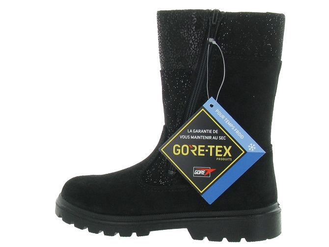 Superfit bottines et boots 09452 goretex noir5318602_4