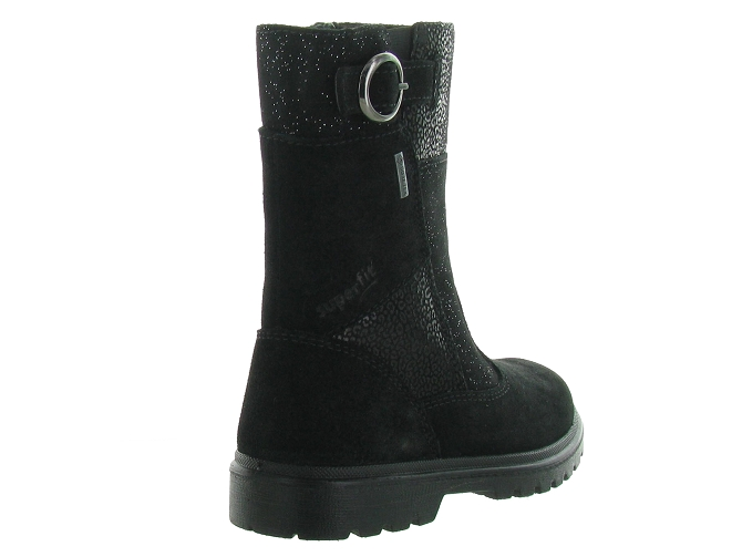 Superfit bottines et boots 09452 goretex noir5318602_5