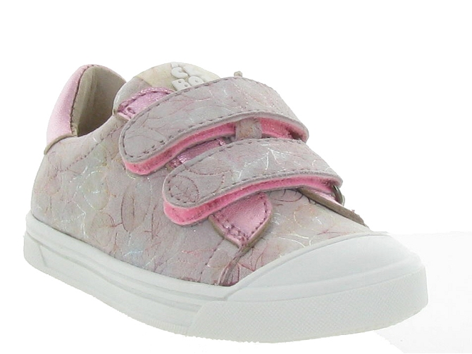 Acebos chaussures a scratch 5478 rose