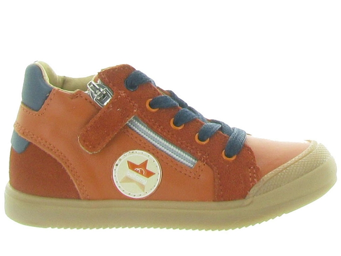 Bellamy chaussures bebe du 18 au 27 beco orange5379201_2