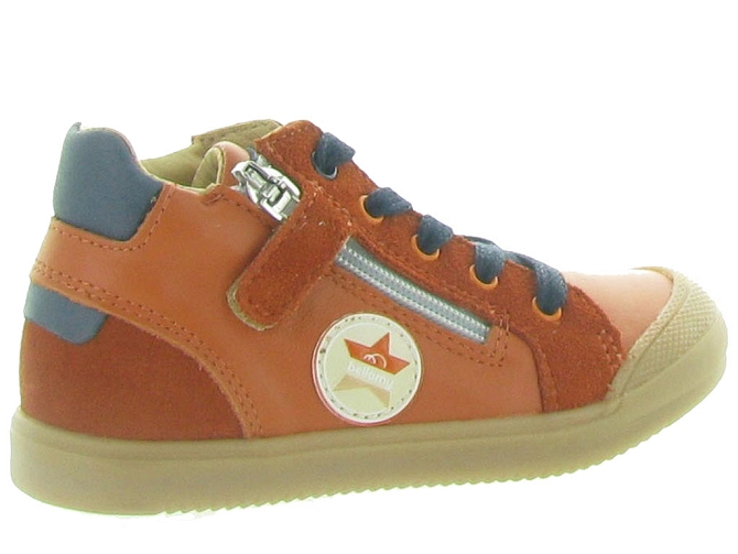 Bellamy chaussures bebe du 18 au 27 beco orange5379201_5