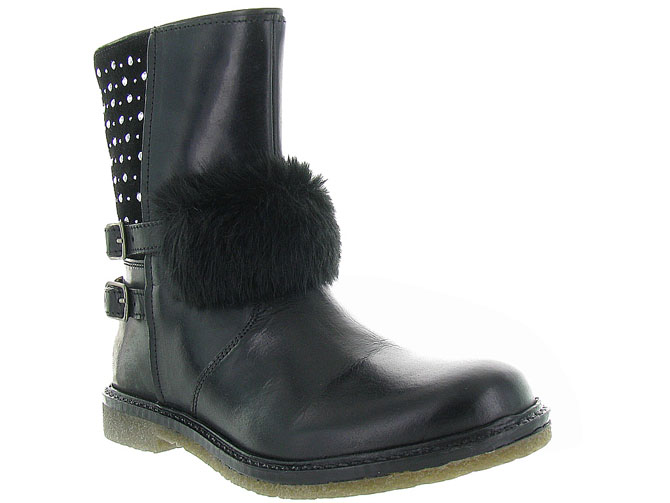Apples and pears bottines et boots 8334 noir
