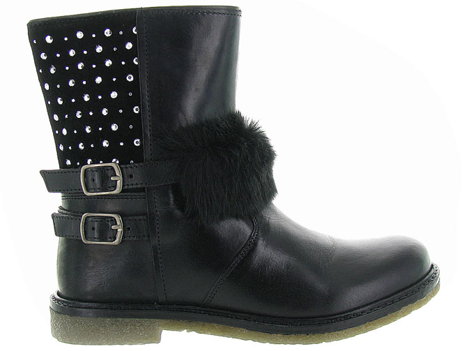 Apples and pears bottines et boots 8334 noir7033101_2