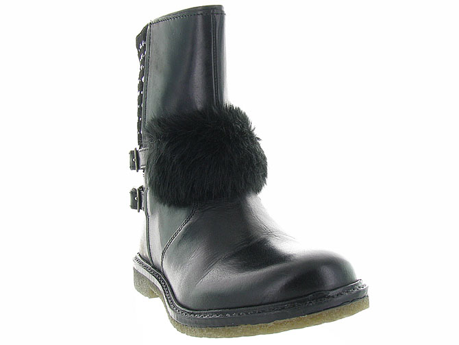 Apples and pears bottines et boots 8334 noir7033101_3