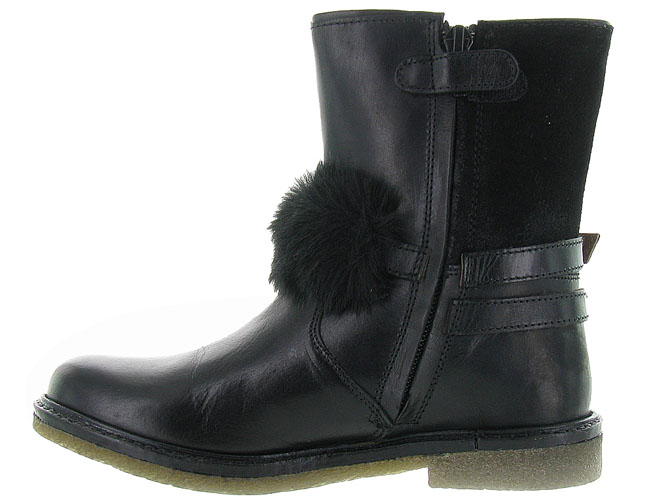 Apples and pears bottines et boots 8334 noir7033101_4