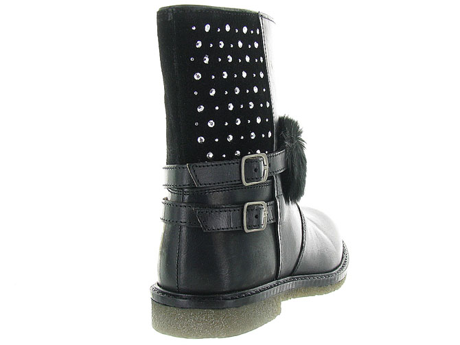 Apples and pears bottines et boots 8334 noir7033101_5